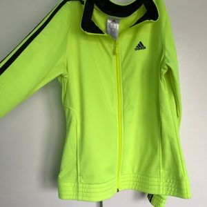 Adidas Track Suit Zip-up